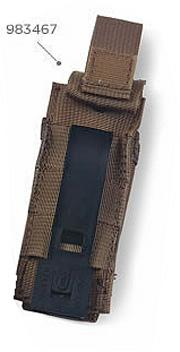 Benchmade Molle Folder Pouch Coyote Color with Clip and Snap