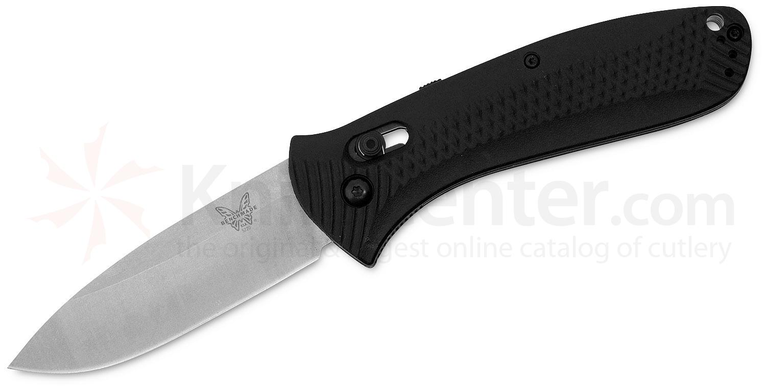 Benchmade 5220 AUTO Presidio Ultra AXIS Lock 3.47 inch Satin Plain Blade