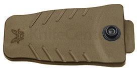 Benchmade MOLLE 8 Hook Hard Molded Sheath - Coyote