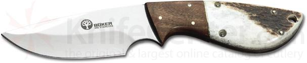 Boker Corzo I Arbolito Fixed Blade 3.85 inch Blade Wood and Stag Handle
