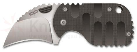 Boker Plus Chad Los Banos Subclaw Compact Size Folder 1 7/8 inch Blade