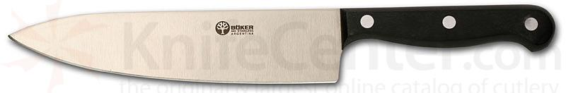 Boker Arbolito 7 inch Chef Knife Quality Stainless Steel Blade