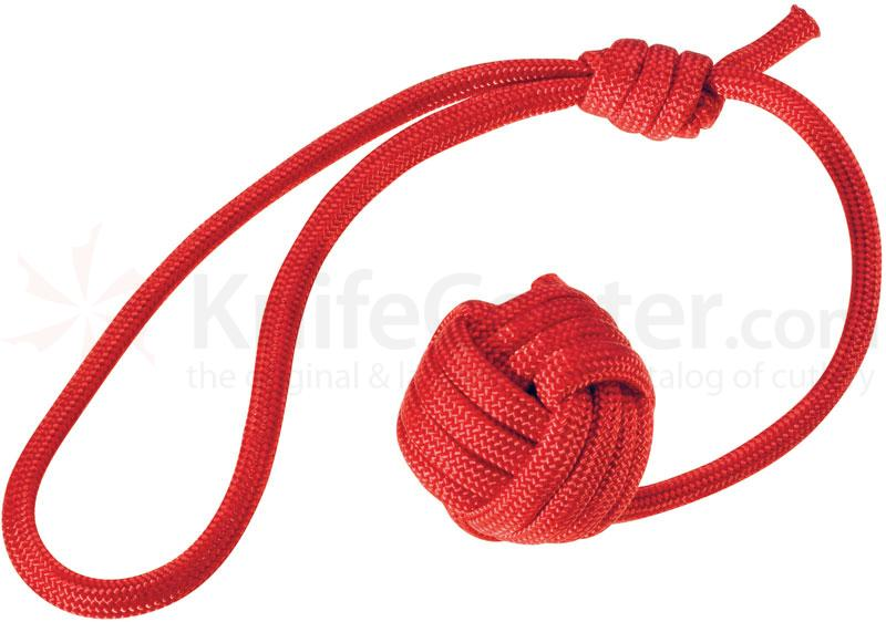 Boker Wilson Tactical Para Cord Monkey Fist, Red (09WT102)