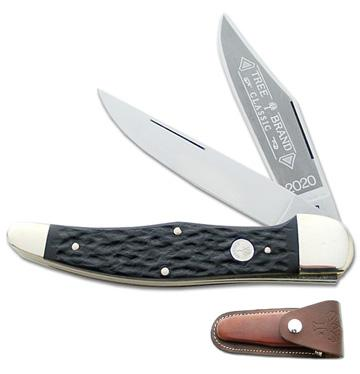 Boker Folding Hunter Delrin handle 5.25 inch Closed