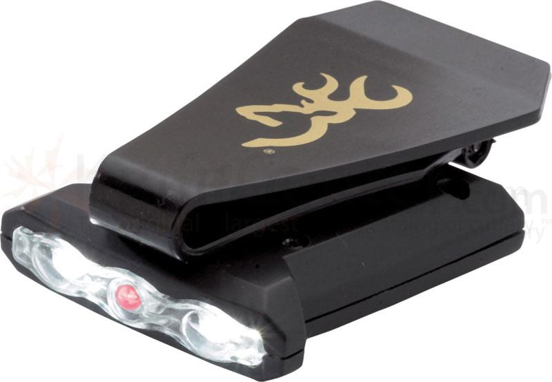 Browning Night Seeker LED Cap Flashlight