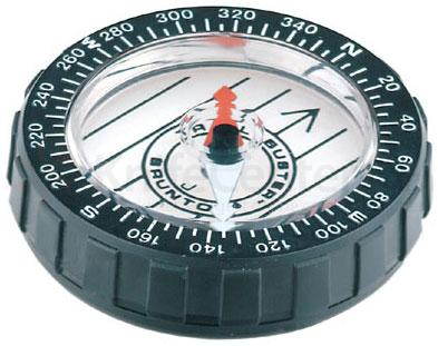 Brunton Trail Buster Compass, Rotating Azimuth