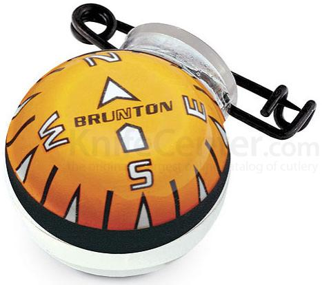 Brunton Ball Compass, Pin-On, Luminescent