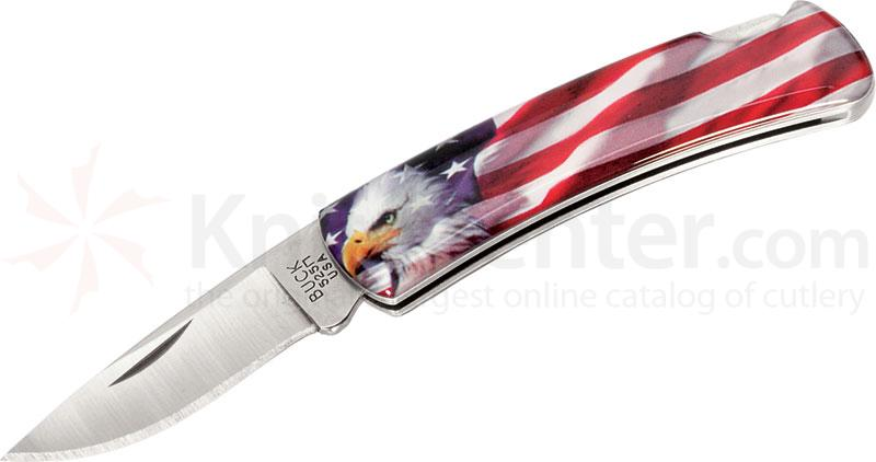 Buck Gent™ American Eagle Lockback Folder 1.875 inch Blade