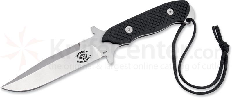 Buck Knives Simonich Raven Legacy™ 5 inch S30V Fixed Blade with G10 Handle