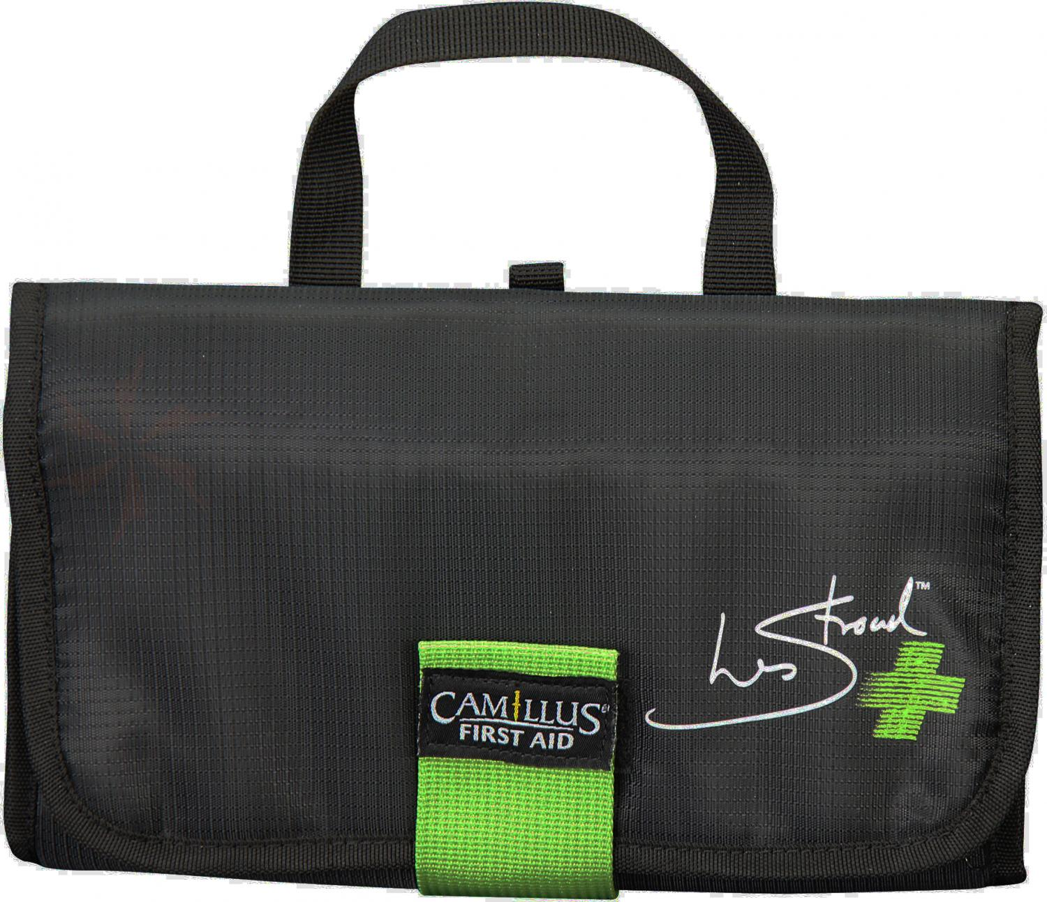 Camillus Les Stroud Signatures Series Rollout First Aid Kit (90387)