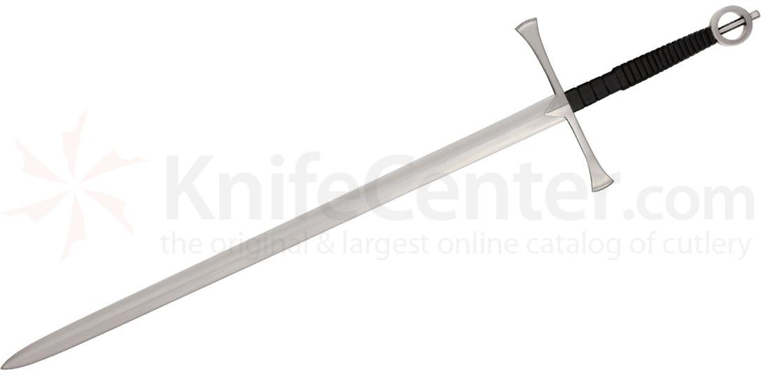 CAS Iberia Legacy Arms Irish Hand and Half Sword 34.5 inch Blade, Leather Wrapped Handle