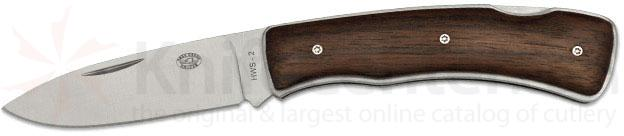 Rock Creek Knives Denali Folder 3 inch Blade, Rosewood Handles