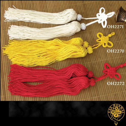 Red Tassel - Small