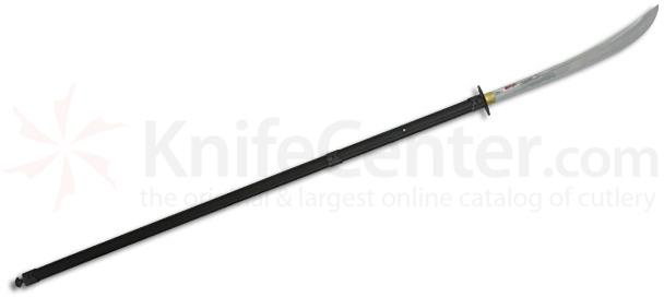 CAS Hanwei SH1020 Naginata Hand Forged 1065 High-Carbon Steel Blade 76.75 inch Overall, Wood