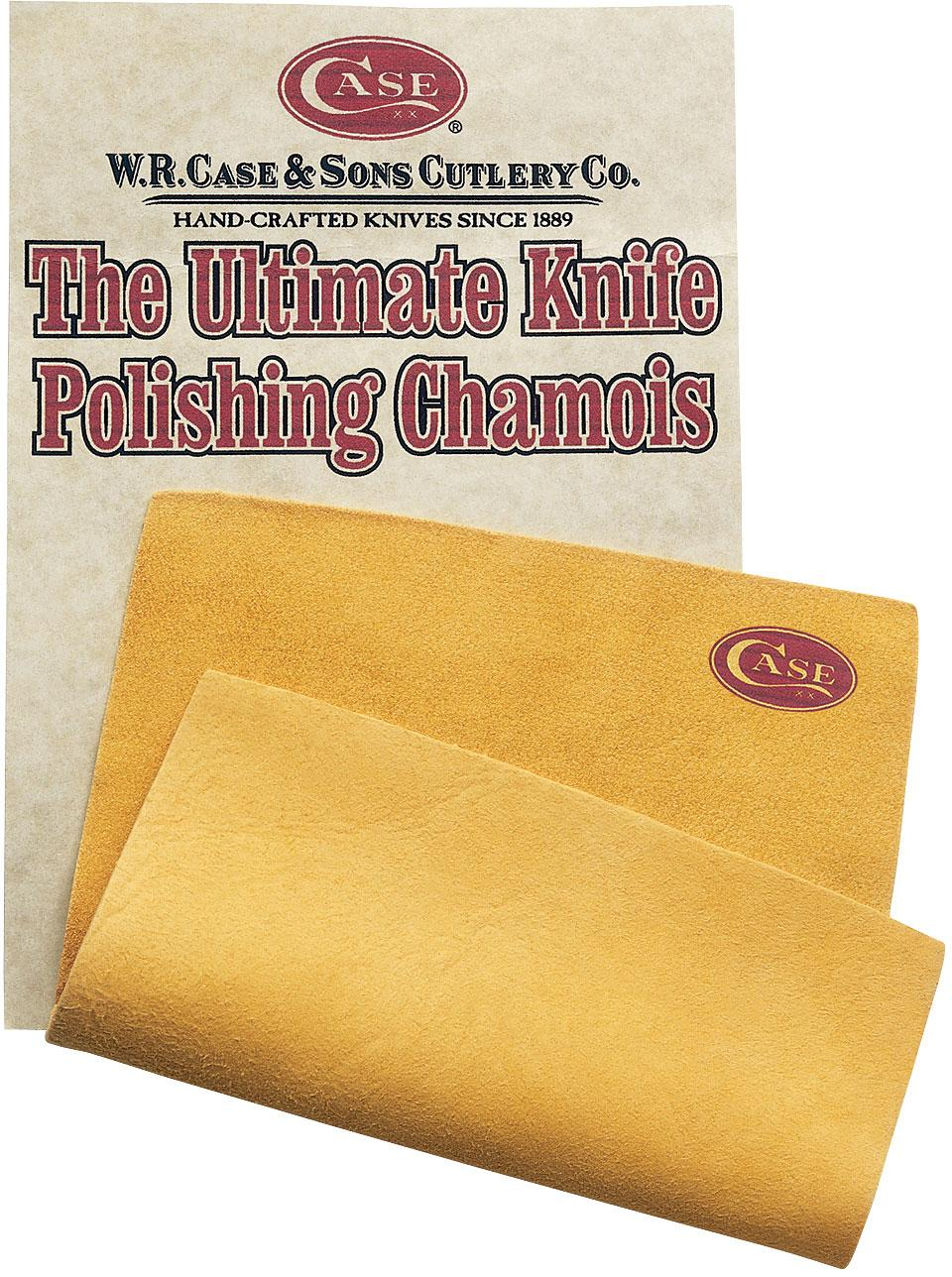 Case The Ultimate Knife Polishing Chamois (1037)