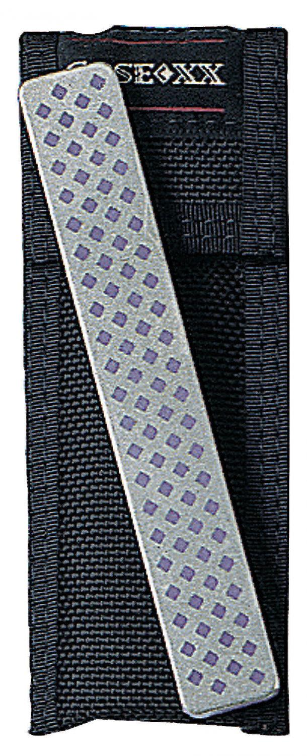 Case Fine Diamond XX Sharpening Stone 901, Nylon Sheath