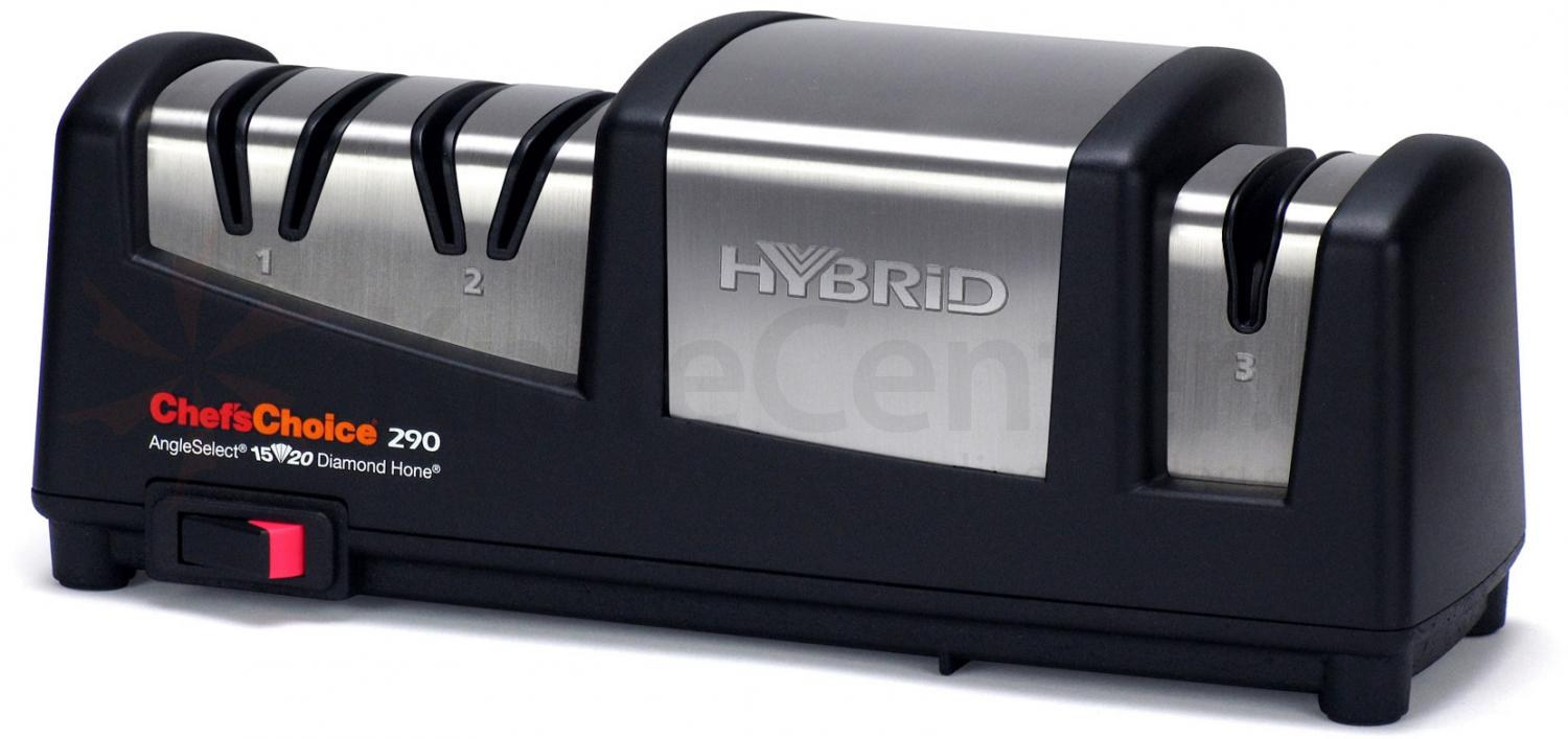 Chef's Choice Hybrid AngleSelect 290 Diamond Hone Knife Sharpener