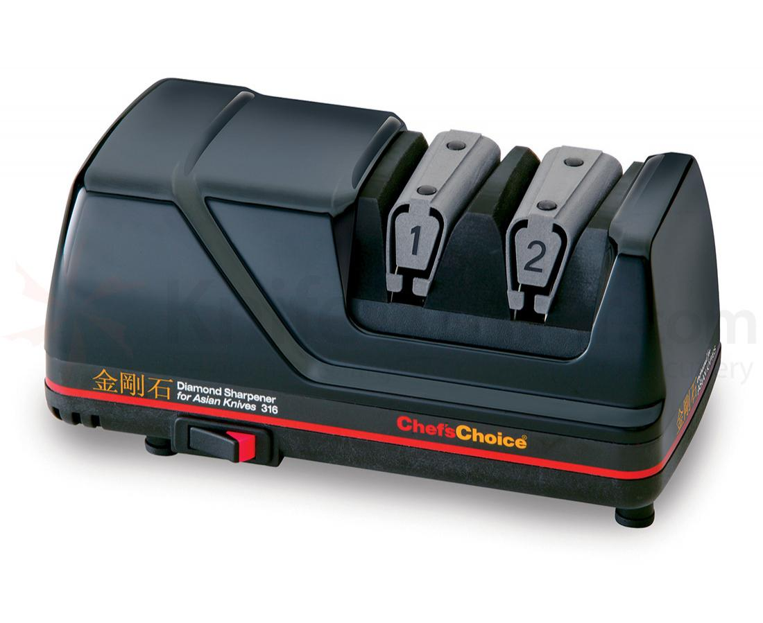 Chef's Choice 2 Stage Electric Sharpening For Asian Style Blades
