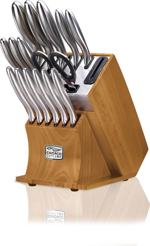 Chicago Cutlery Forum Forged 16 Piece Block Set