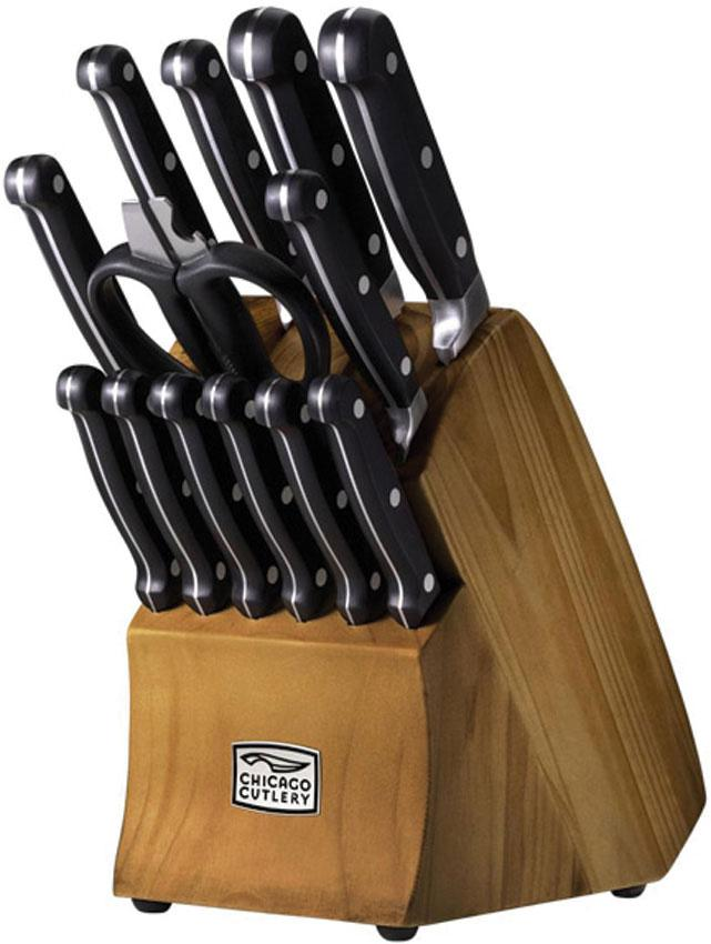Chicago Cutlery Centurion Forged 14 Block Piece Set