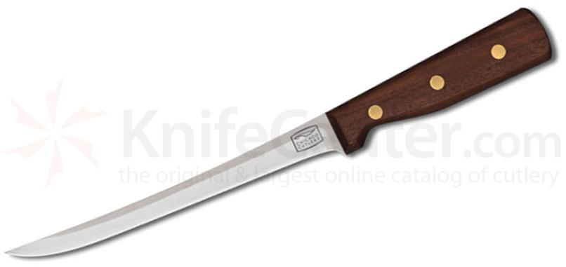 Chicago Cutlery Walnut Traditions 8 inch Fillet/Slicer Knife