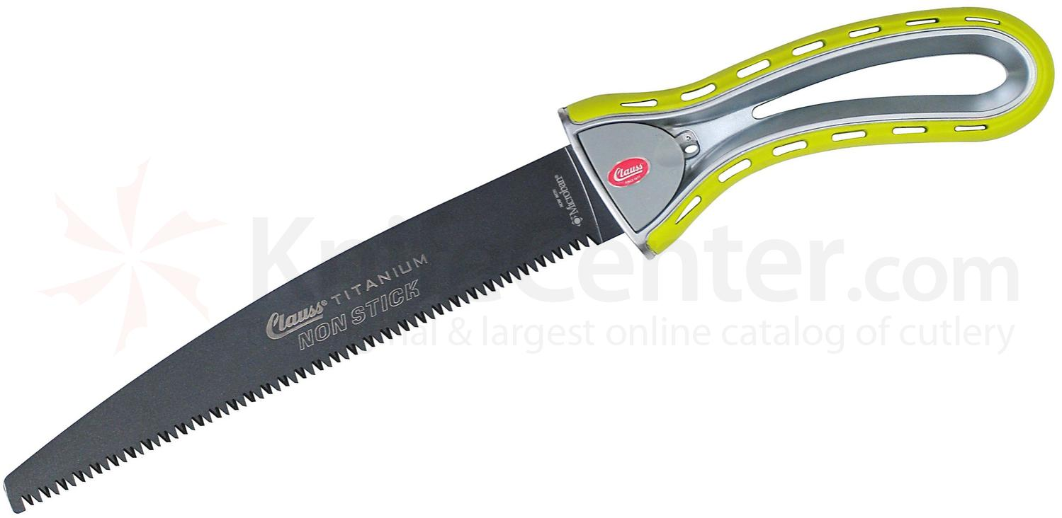 Clauss AirShoc Ti Non-Stick Branch Saw