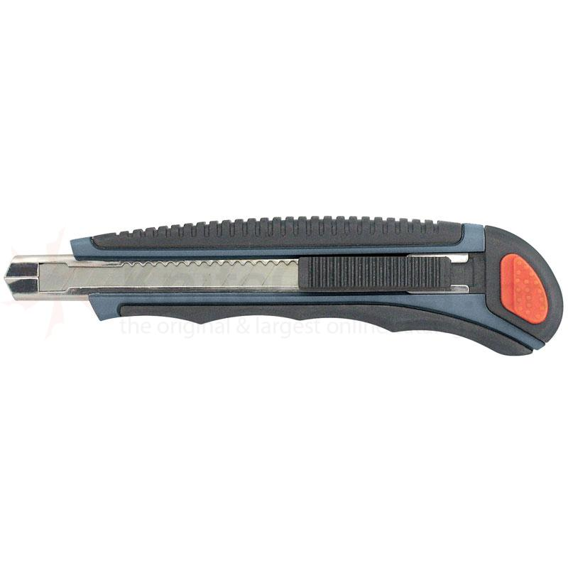 Clauss 13-Count Snap Blade Utility Knife Heavy-Duty, Includes 5 Blades