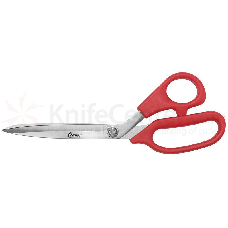 Clauss 9 inch Bent Shear Stainless Steel, Adjustable
