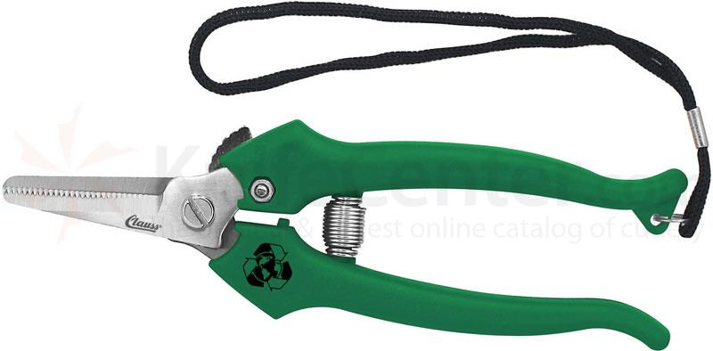 Clauss Enviro-Line 6 inch Floral Cutter (Recycled Materials)
