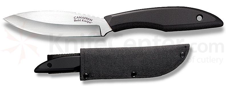 Cold Steel Canadian Belt Knife w/4 inch Fixed Blade & Cordora Sheath