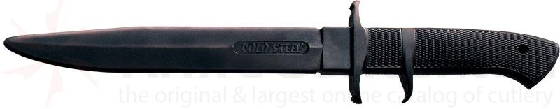 Cold Steel Black Bear Classic Rubber Training Knife 8-1/8 inch Blade