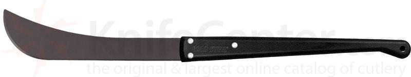 Cold Steel Two Handed Panga Machete 16 inch 1055 Carbon Steel Blade