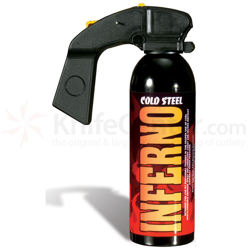 Cold Steel PS6 Inferno Pepper Spray 10.5 oz. (300 Grams)