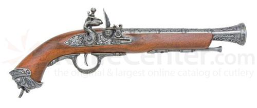 Spanish Made Pirate Flintlock Pistol