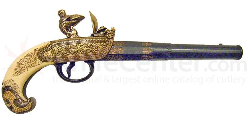 Russian Flintlock Pistol