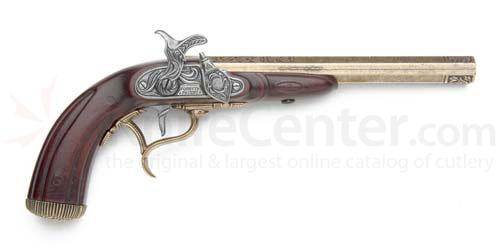 English Percussion Model Dueling Pistol Set