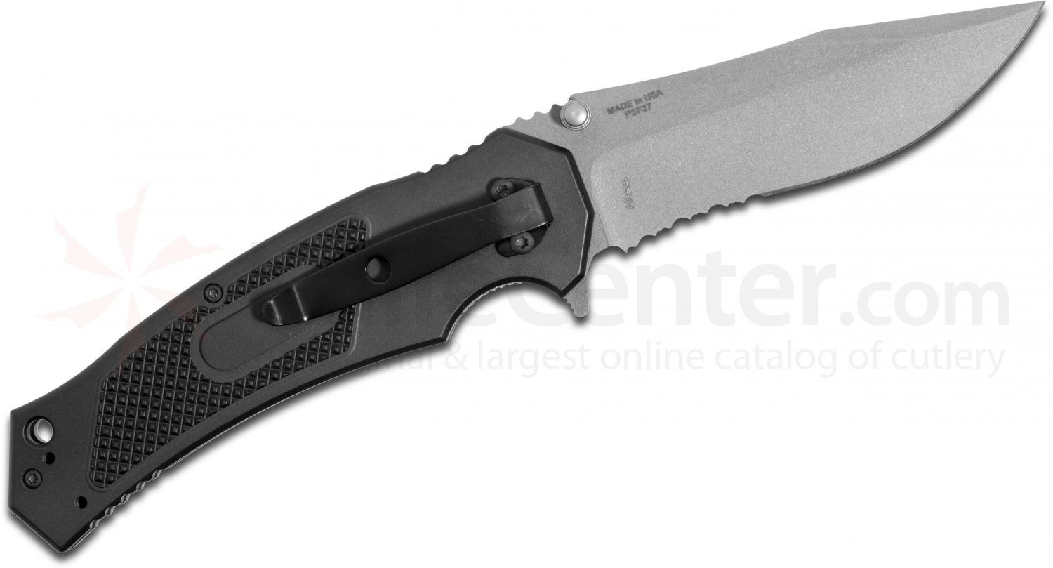 Combative Edge M1 Manual Flipper 3 875 Quot Psf27 Stonewashed