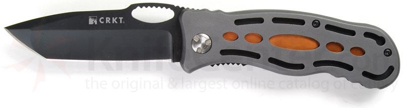 Columbia River Lake Thunderbolt™ 2 Plain Edge 3.437 inch Tanto Blade