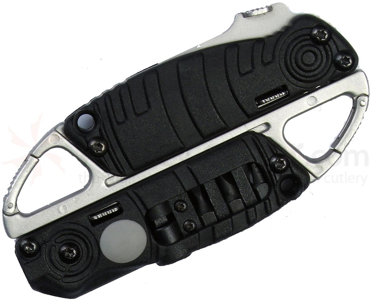 Columbia River 9040GNC Flux GoNerd Pack Multi-Tool, Hex Driver, Flash Drive, LED, Dual Chassis