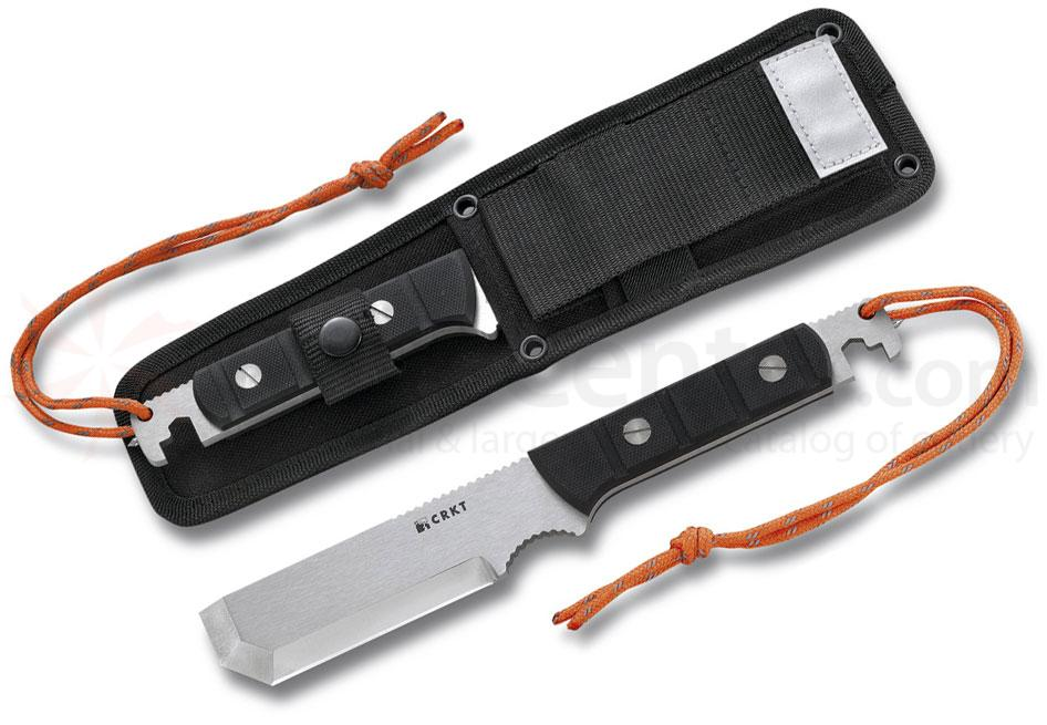 Columbia River 2050 McGowan MAK-1 Firefighter's Rescue Tool 3 inch Blade