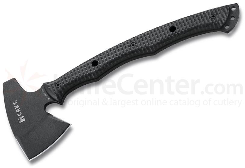Columbia River 2720 Chogan T-Hawk Tomahawk with Hammer, 14 inch Overall, Kydex Sheath