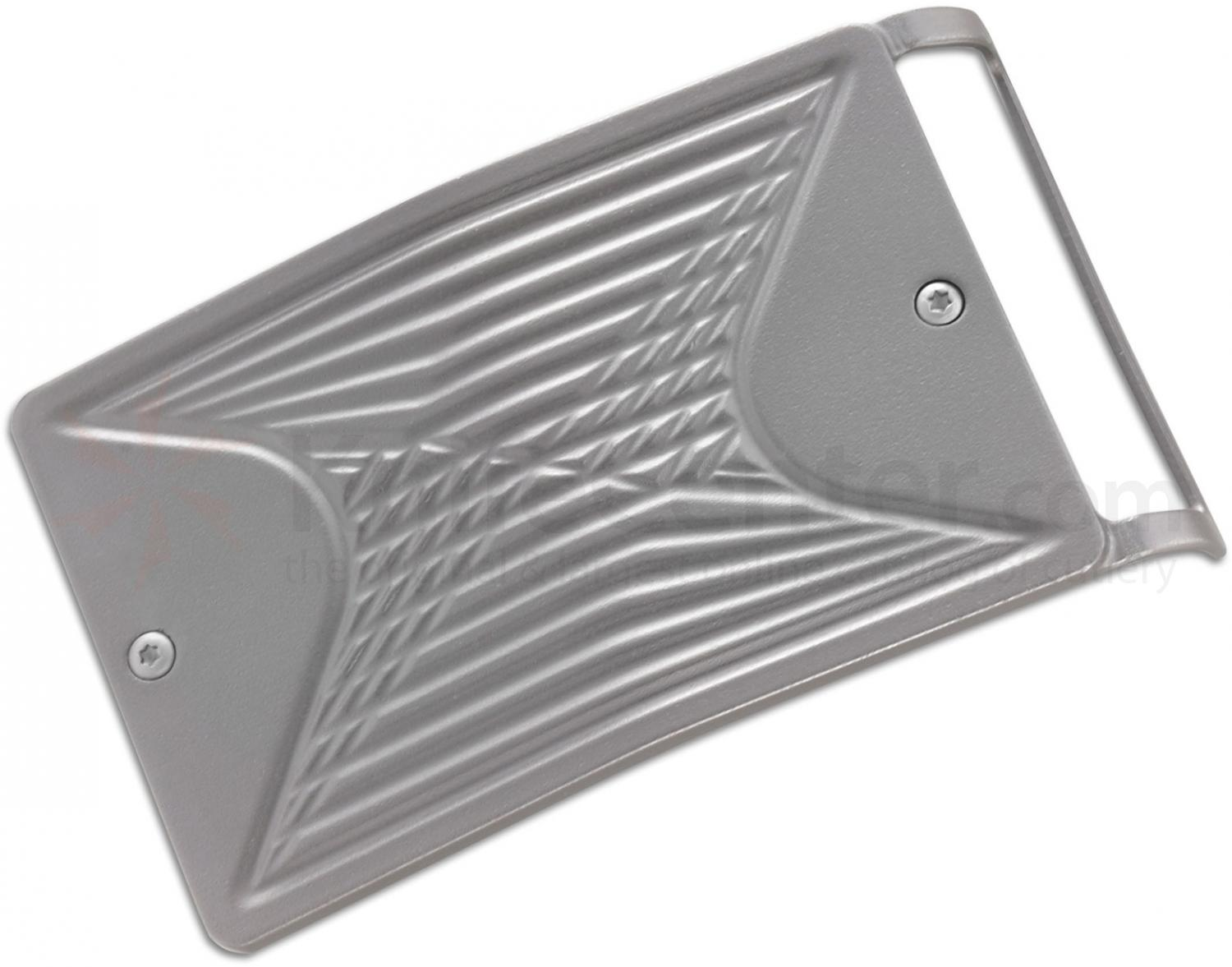 Columbia River 5270BELT Tighe Coon Belt Buckle, Aluminum