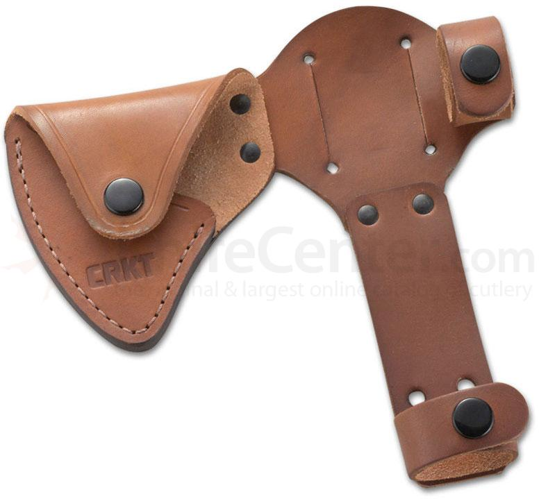 Columbia River D2730 RMJ Woods Chogan T-Hawk Leather Sheath (Axe Not Included)