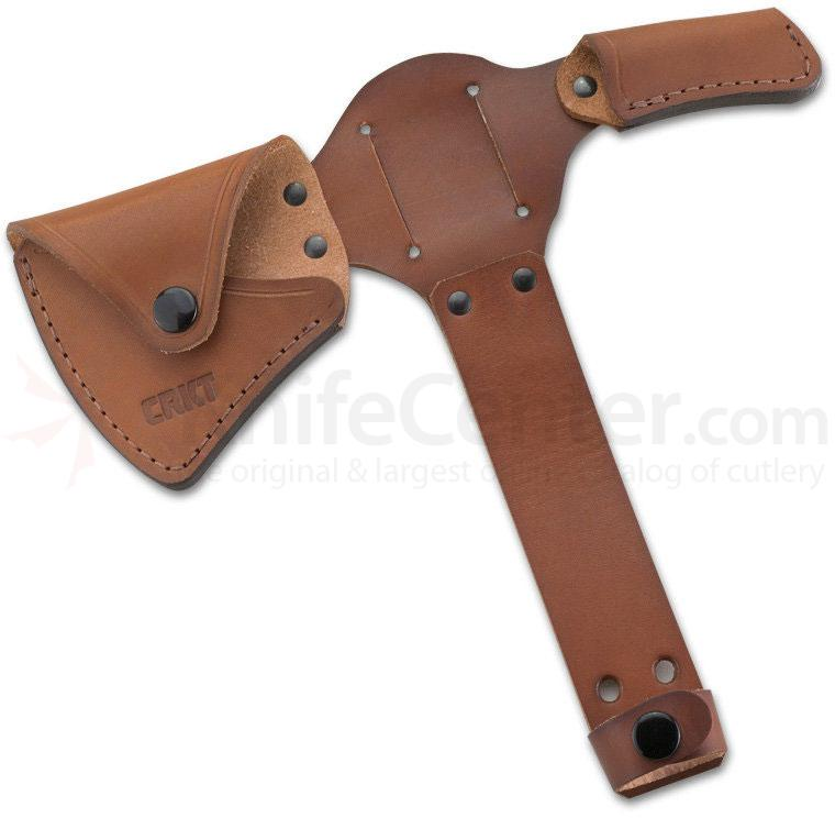 Columbia River D2735 RMJ Woods Kangee T-Hawk Leather Sheath (Axe Not Included)