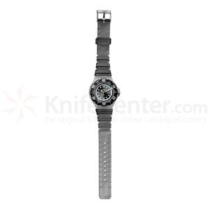Dakota Watch Company Jelly, Black Dial, Black Jelly Bezel & Strap