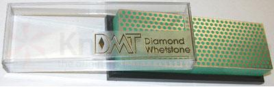 DMT W6EP 6 inch Diamond Whetstone, Extra-Fine with Plastic Box