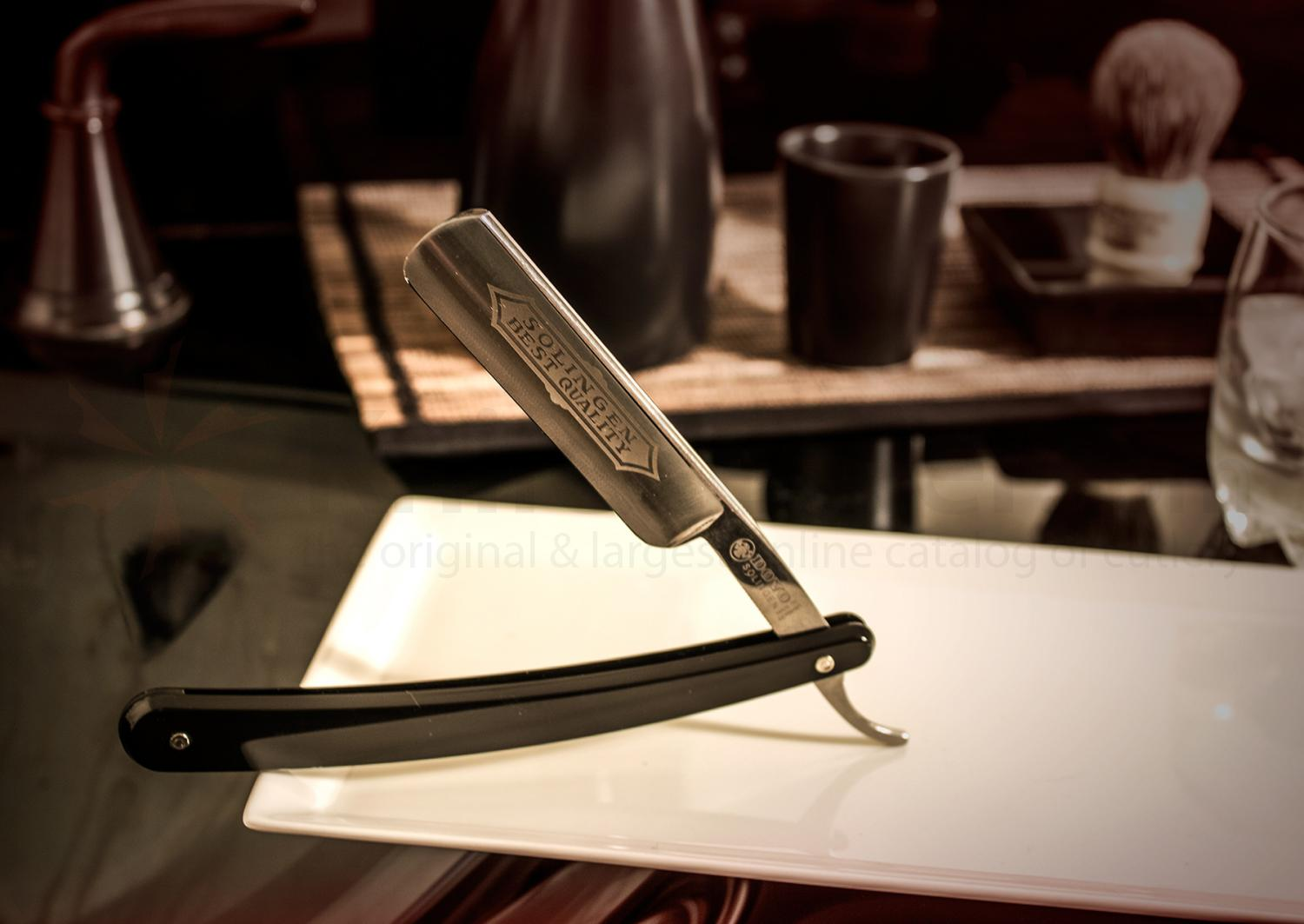 Image result for Dovo Classic Straight Razor Half Hollow Ground