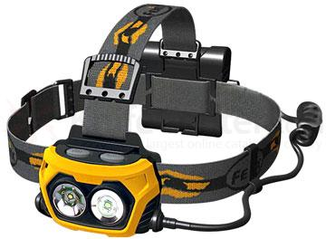 Fenix HP25 LED Headlamp, Orange, 360 Max Lumens