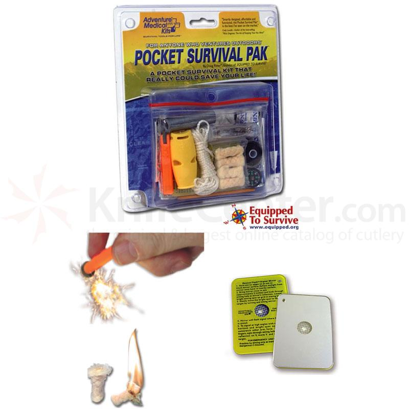 Adventure Medical Kits Survival Essential - Pocket Survival Pak™