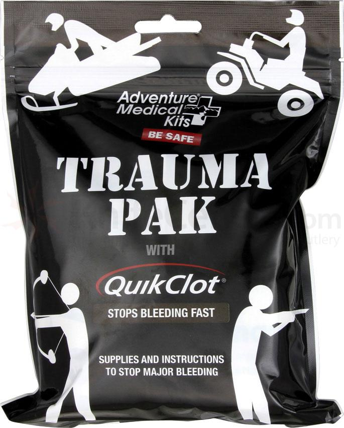 Adventure Medical Kits Trauma Pak with QuikClot